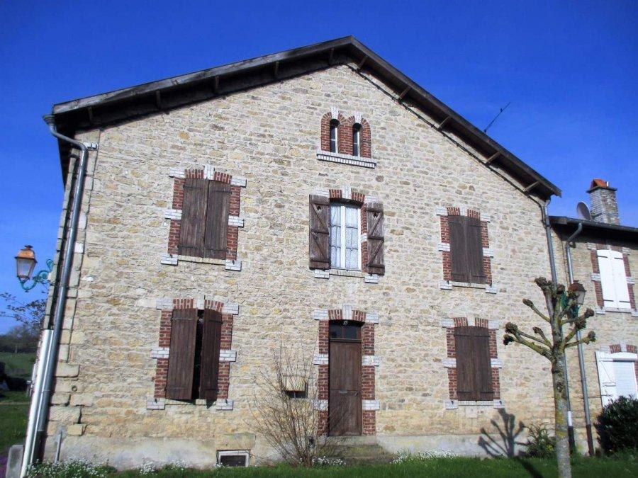 Maison à vendre F5 à Luzy saint martin