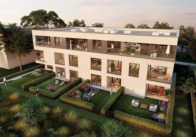 acheter appartement 3 chambres 110.22 m² hesperange photo 1