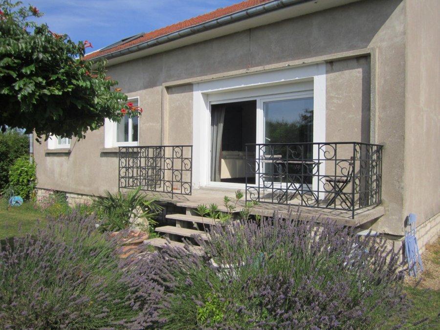 Maison individuelle à vendre F8 à Bouligny