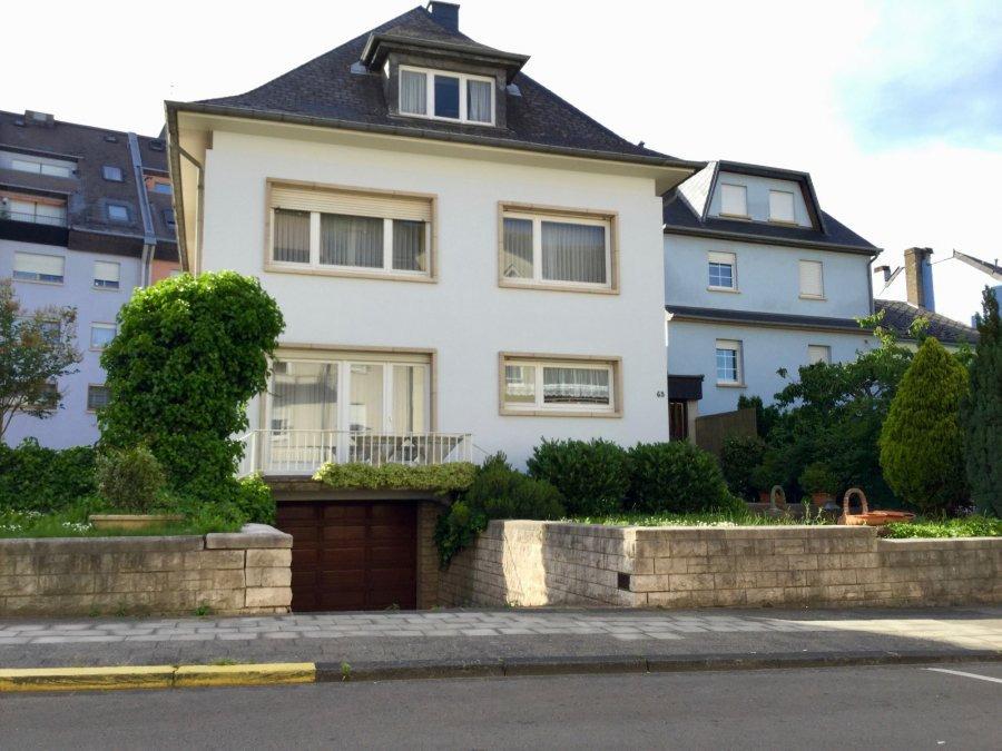 Maison de maître à vendre 5 chambres à Schifflange
