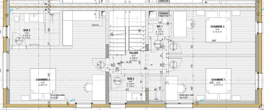 acheter maison jumelée 4 chambres 267.18 m² steinsel photo 5