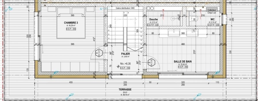 acheter maison jumelée 4 chambres 267.18 m² steinsel photo 6
