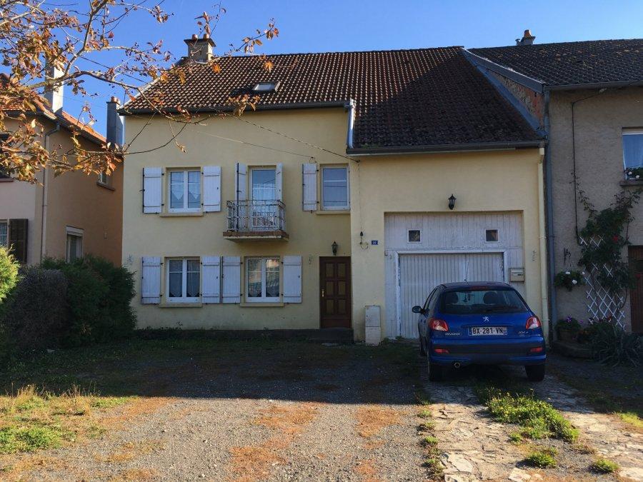 Maison à vendre F6 à Hesse