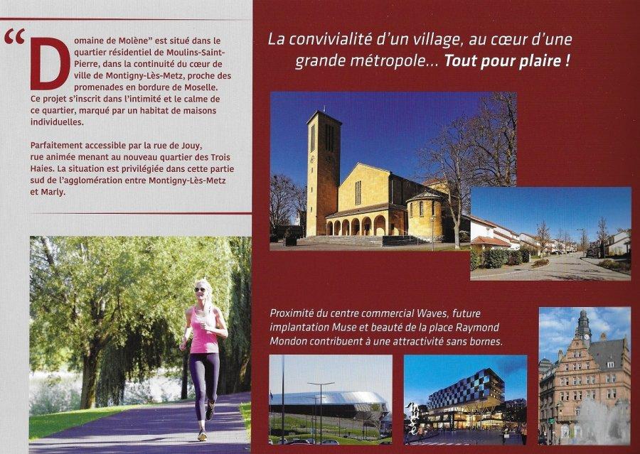 acheter appartement 3 pièces 57.1 m² moulins-lès-metz photo 3