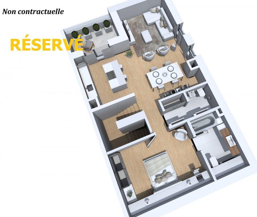 acheter duplex 3 chambres 105.15 m² hosingen photo 1