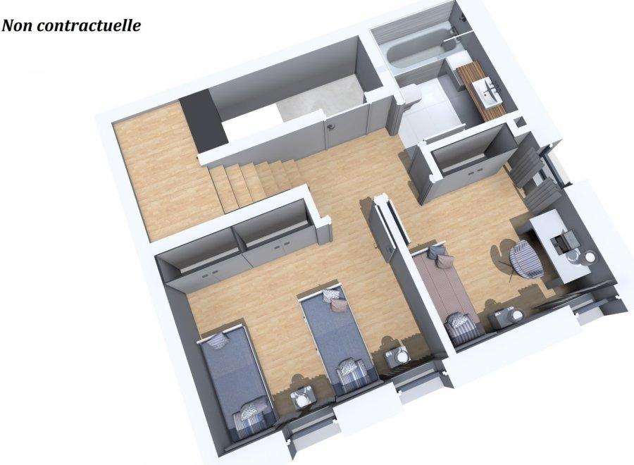 acheter duplex 3 chambres 105.15 m² hosingen photo 2