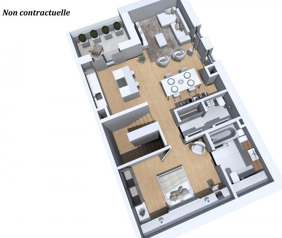 acheter duplex 3 chambres 105.15 m² hosingen photo 3
