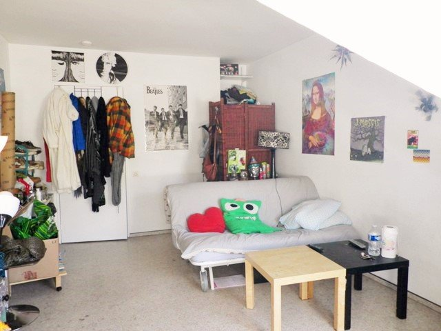 louer appartement 1 pièce 19 m² metz photo 2