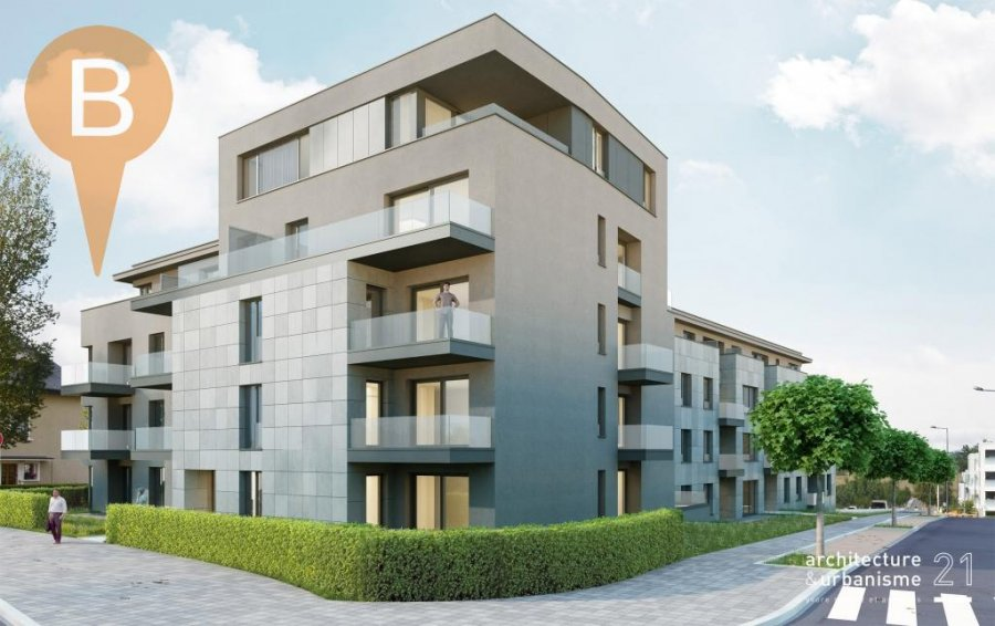 acheter appartement 1 chambre 53.72 m² luxembourg photo 1