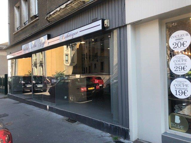 Local commercial à louer F3 à Laxou