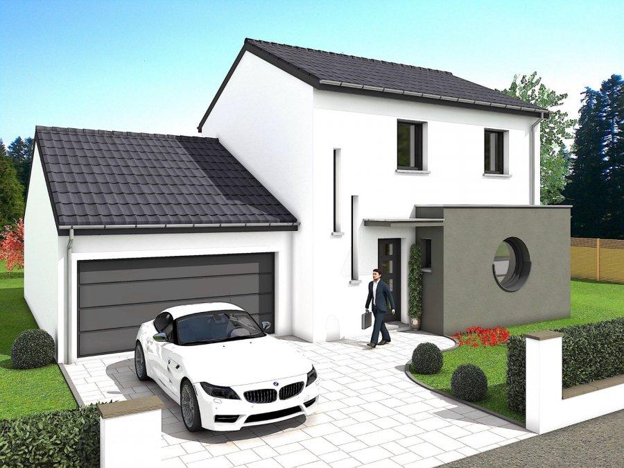 acheter maison individuelle 8 pièces 110 m² pommérieux photo 1