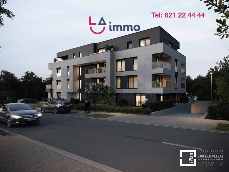 acheter appartement 2 chambres 89 m² luxembourg photo 2