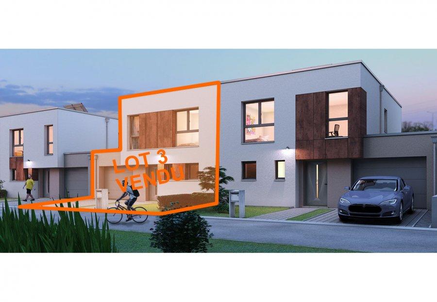 Maison jumelée à vendre 3 chambres à Mersch