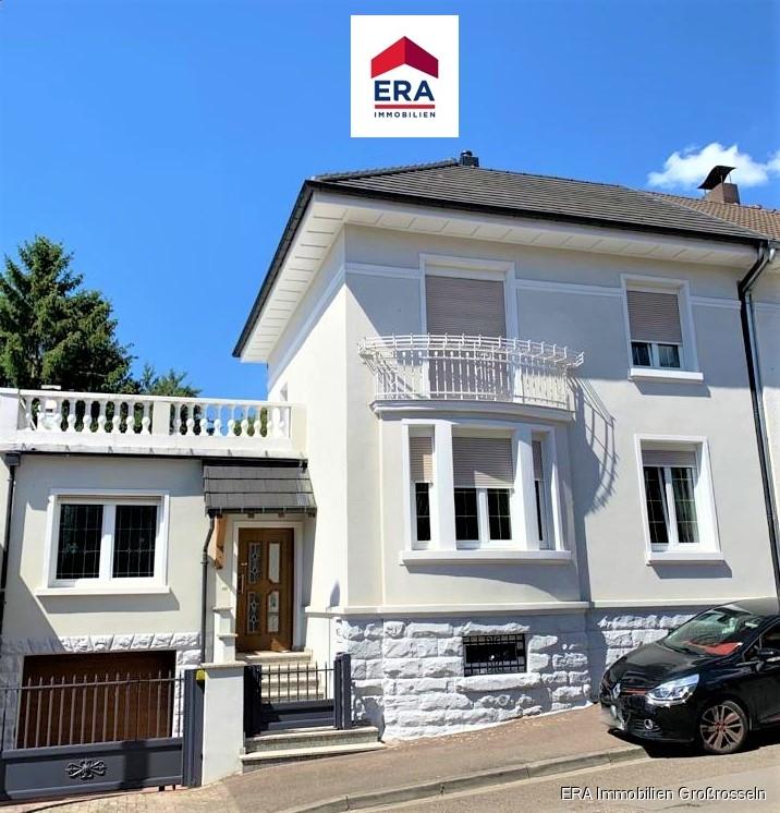 doppelhaushälfte kaufen 8 zimmer 130 m² saarbrücken foto 1