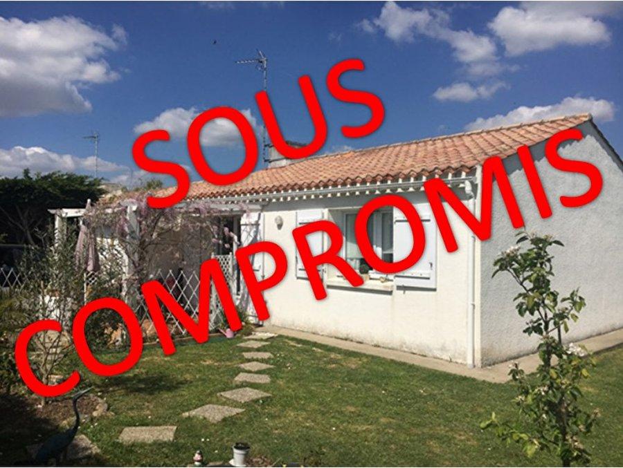 acheter maison 3 pièces 45 m² château-d'olonne photo 1