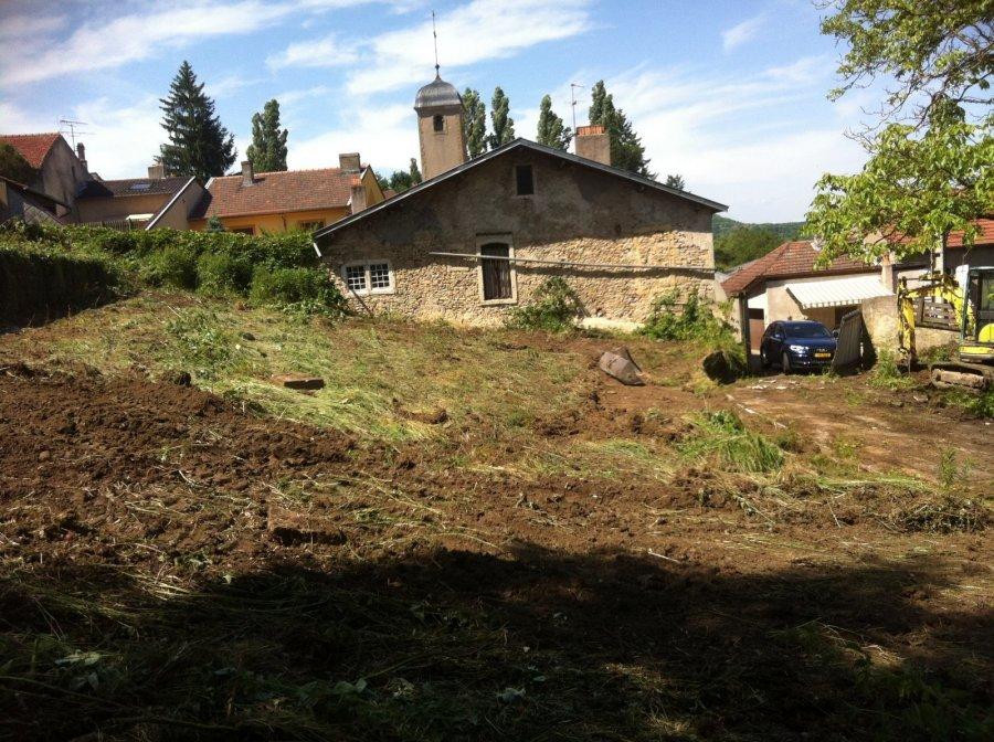 Terrain constructible à vendre à DORNOT
