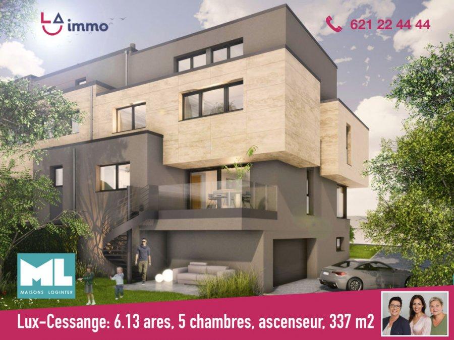 acheter maison 5 chambres 250 m² luxembourg photo 1
