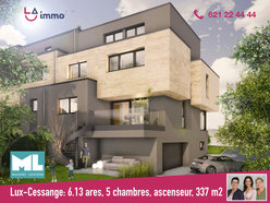 House for sale 5 bedrooms in Luxembourg-Cessange - Ref. 7108922