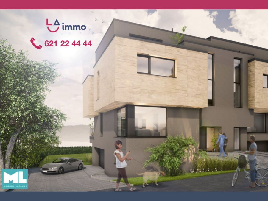 acheter maison 5 chambres 250 m² luxembourg photo 2