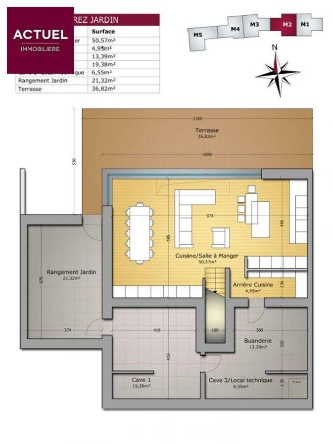 terraced for buy 4 bedrooms 363.63 m² hostert (niederanven) photo 5