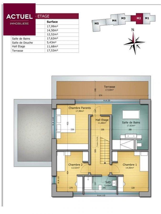 terraced for buy 4 bedrooms 363.63 m² hostert (niederanven) photo 6