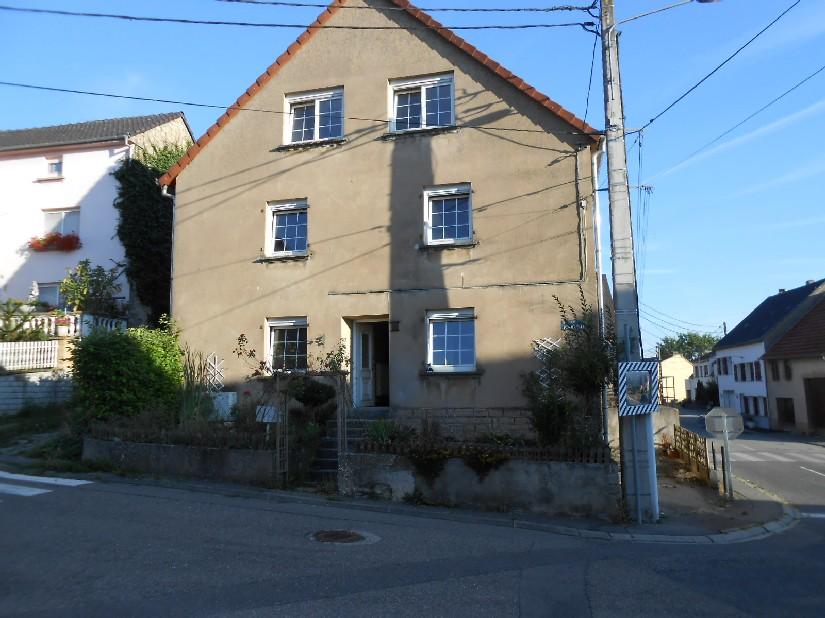 acheter maison 5 pièces 113 m² rohrbach-lès-bitche photo 1