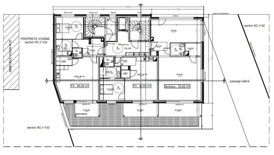 acheter appartement 2 pièces 59.64 m² crusnes photo 3