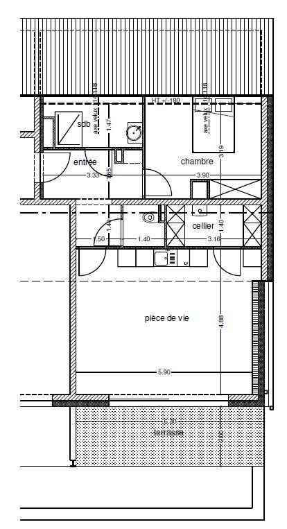 acheter appartement 2 pièces 59.64 m² crusnes photo 1