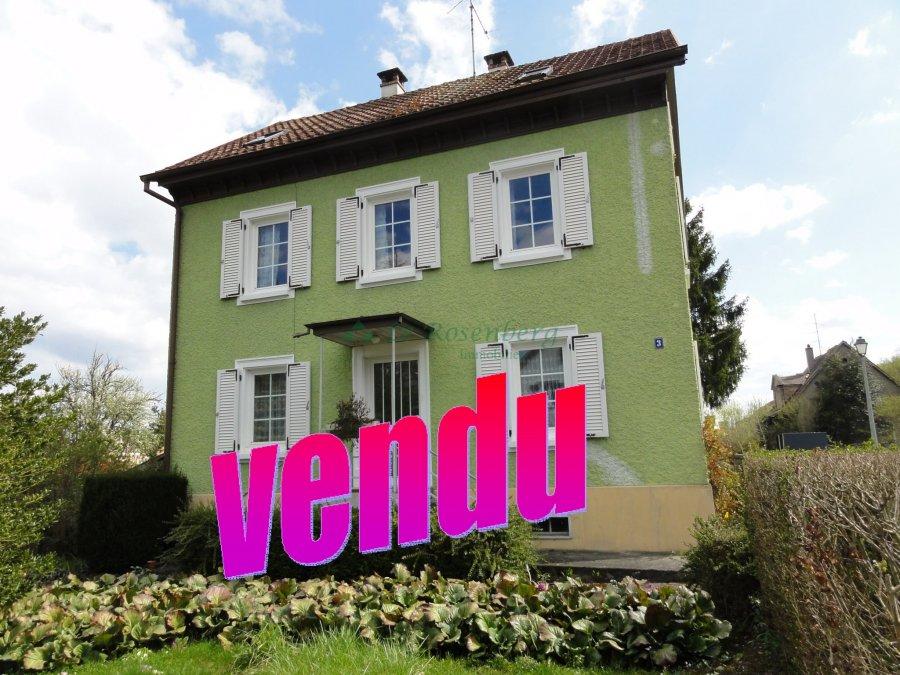 Maison à vendre F10 à Hegenheim