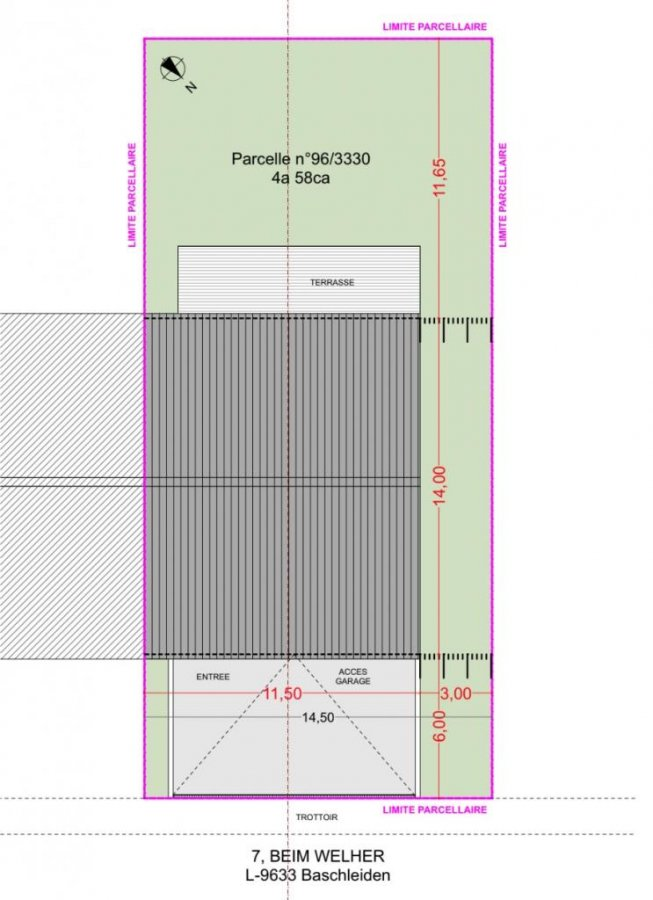 acheter maison individuelle 5 chambres 251 m² baschleiden photo 7