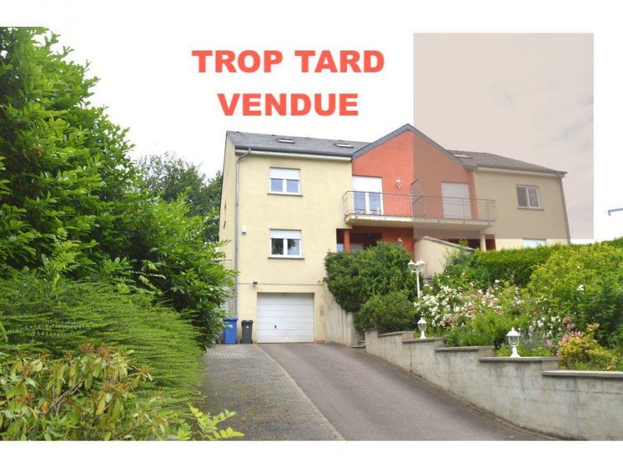 acheter maison jumelée 6 chambres 246 m² everlange photo 1