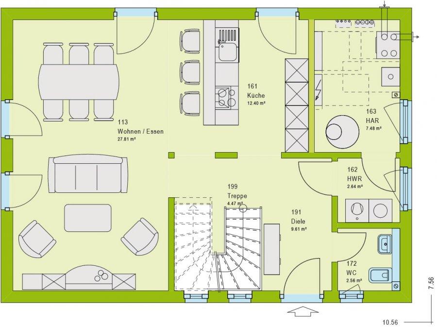 haus kaufen 4 zimmer 131 m² gutweiler foto 2