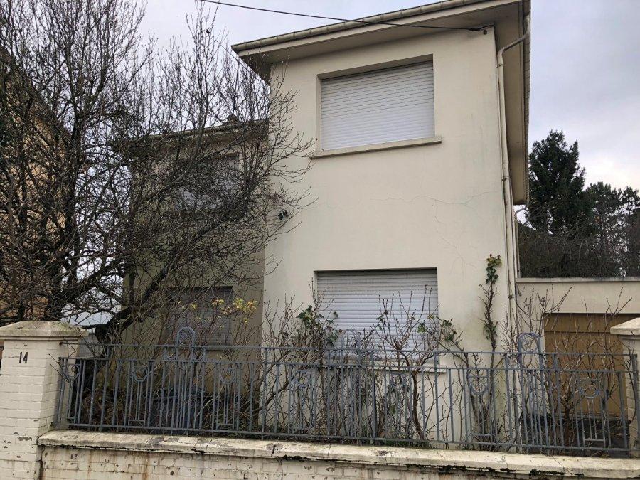 Maison individuelle à vendre F7 à Longwy