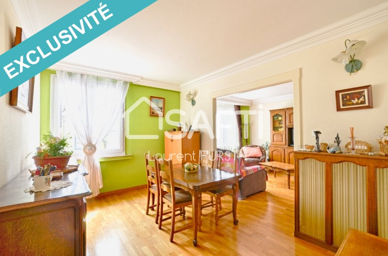 acheter appartement 3 pièces 77 m² montigny-lès-metz photo 1