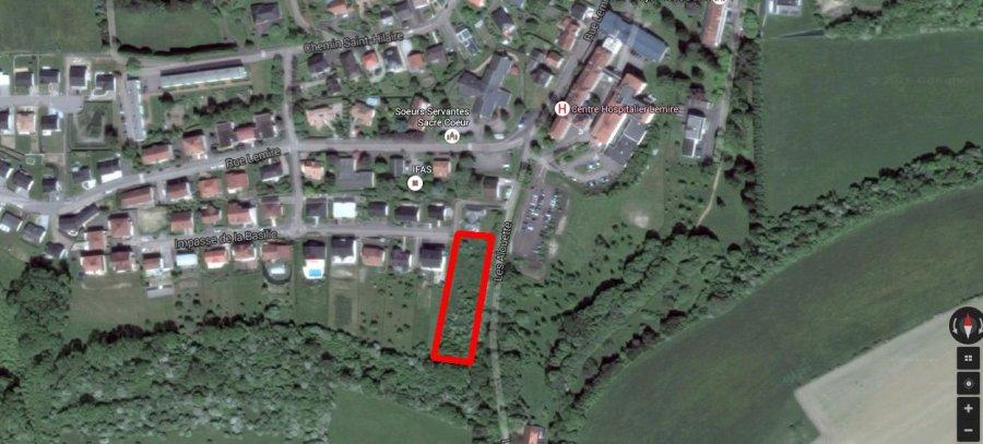 Terrain constructible à vendre à Saint-avold