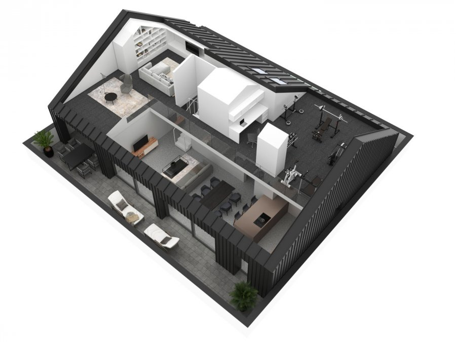acheter appartement 4 chambres 213 m² junglinster photo 7