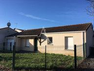 Maison à vendre F4 à Fontenay-le-Comte - Réf. 6120266