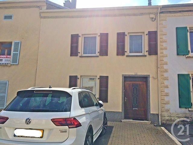 Maison à vendre F6 à Rettel