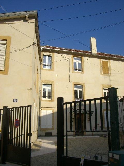 Appartement à louer F3 à Le Ban Saint-Martin
