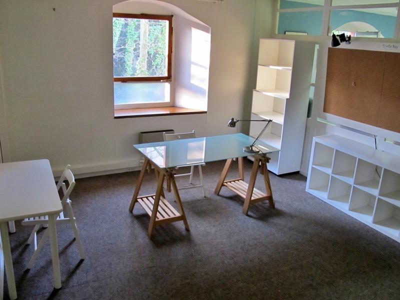 louer bureau 1 pièce 22 m² nancy photo 2