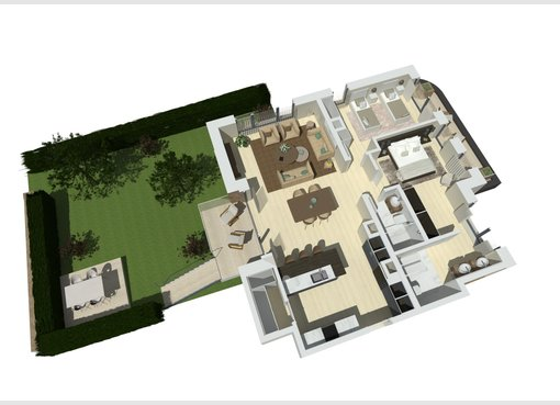 Appartement à vendre 2 Chambres à Schuttrange (LU) - Réf. 7169610