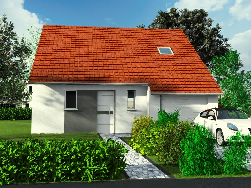Maison à vendre F3 à Boulay