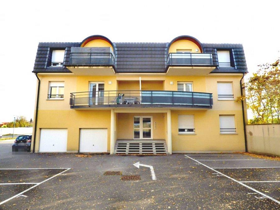 Appartement à vendre F2 à Manom