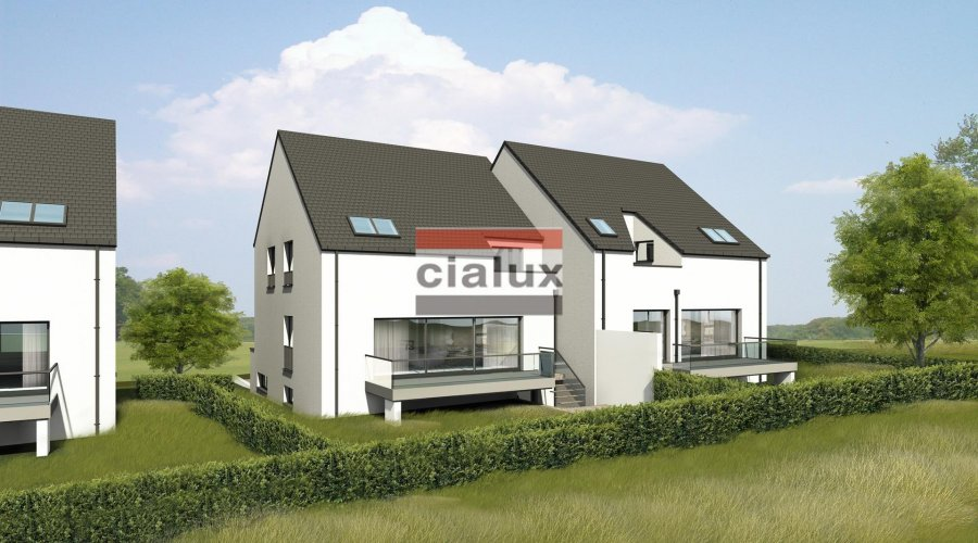 acheter maison jumelée 4 chambres 240 m² bettange-sur-mess photo 4