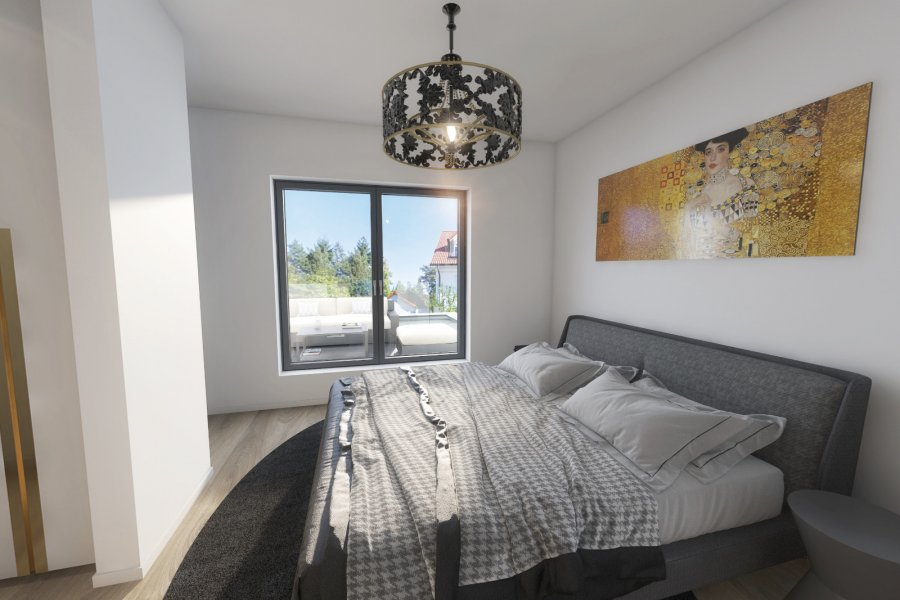 acheter duplex 4 chambres 170.19 m² senningen photo 6