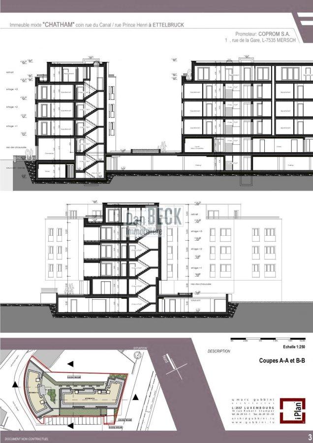 apartment block for buy 0 bedroom 45.92 to 97.5 m² ettelbruck photo 7