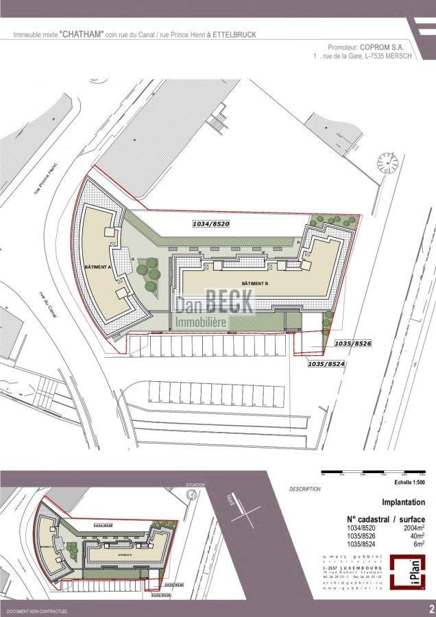 apartment block for buy 0 bedroom 45.92 to 97.5 m² ettelbruck photo 6