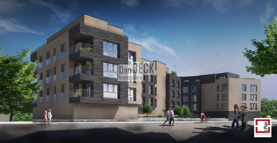 apartment block for buy 0 bedroom 45.92 to 97.5 m² ettelbruck photo 3
