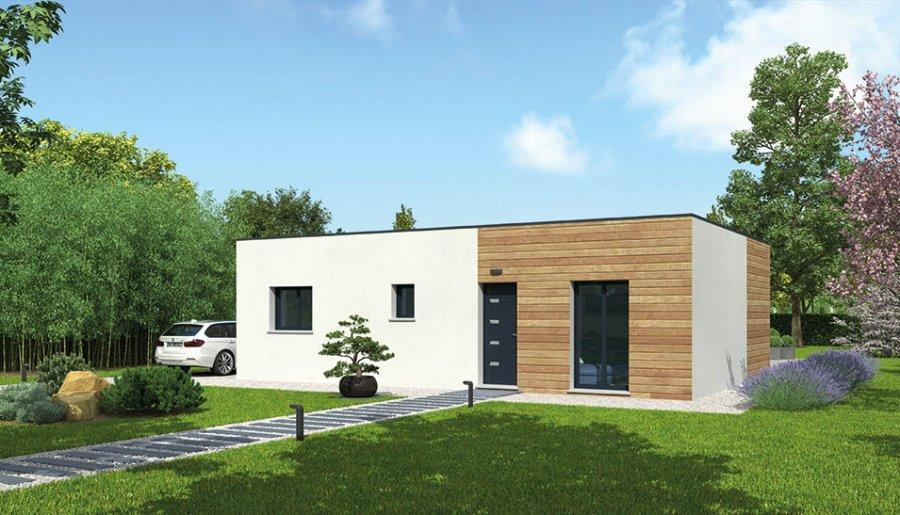 acheter maison 5 pièces 75.41 m² verny photo 1