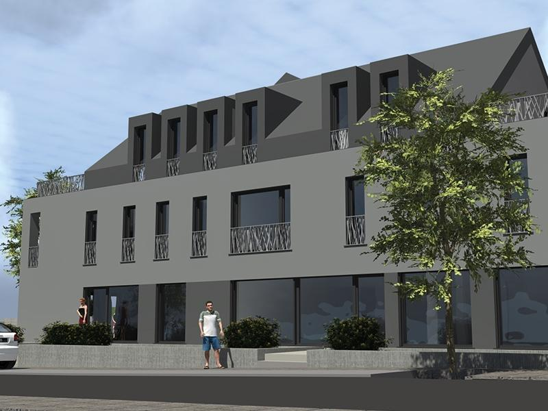 Penthouse à vendre 3 chambres à Steinsel